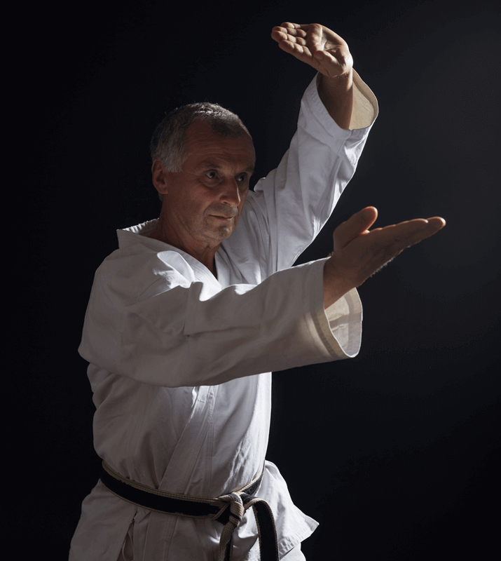 Martial Arts Lessons for Adults in _Williamsburg_ _VA_ - Older Man
