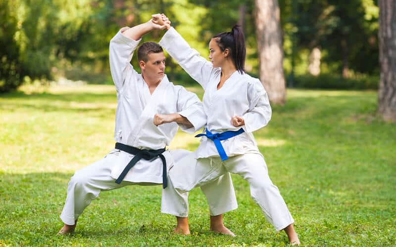 Martial Arts Lessons for Adults in _Williamsburg_ _VA_ - Outside Martial Arts Training